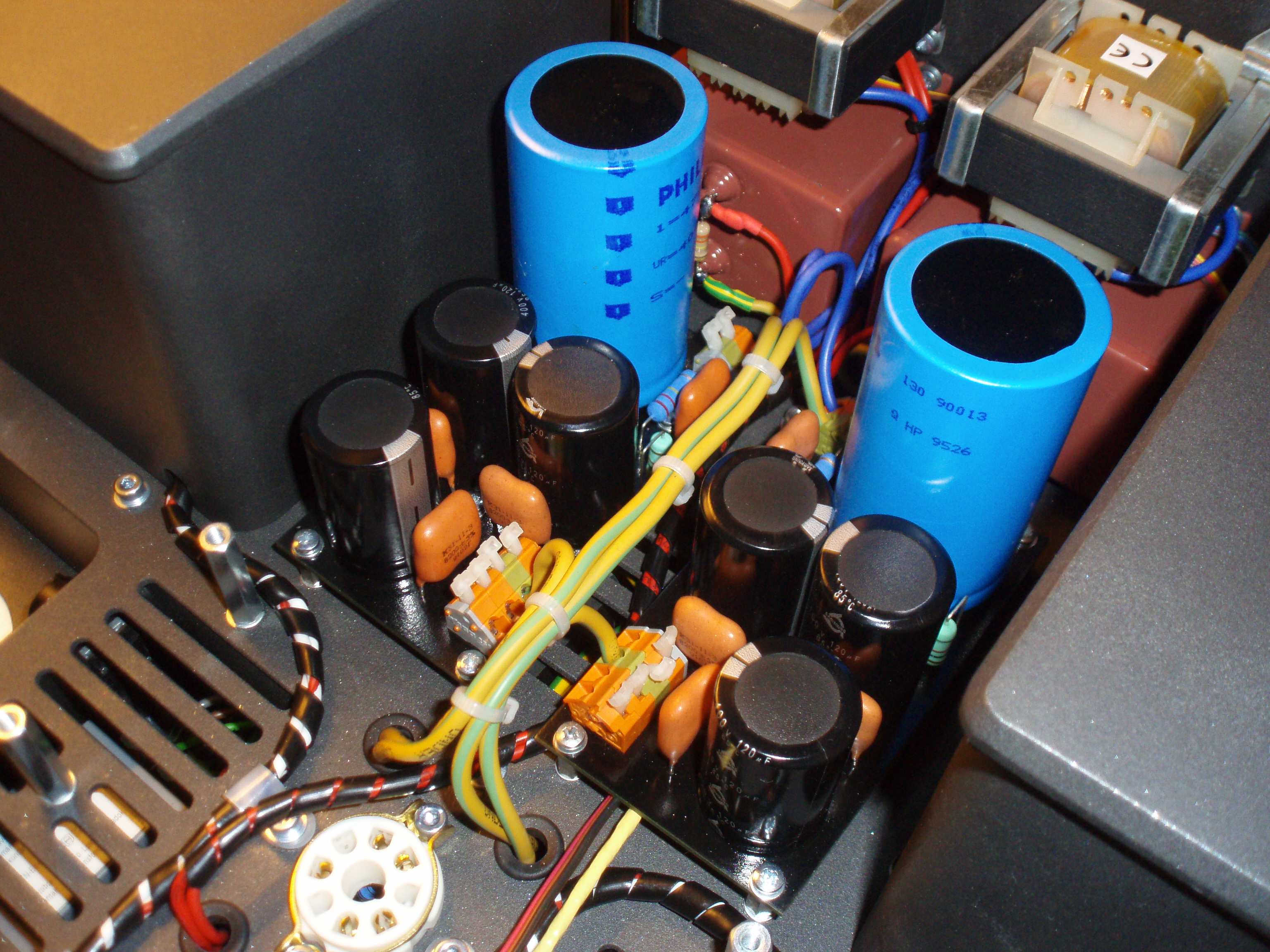 gm70 tube amplifier veridian utopia